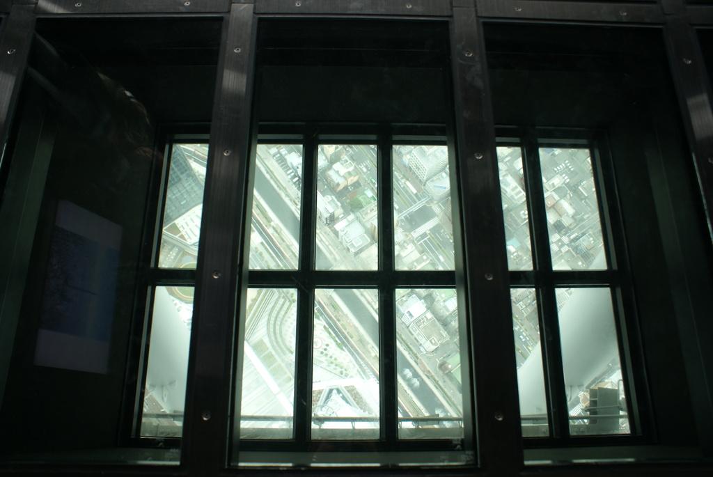 ガラスの床2