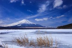 平野冬景色
