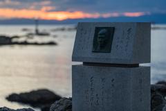 裕次郎記念碑