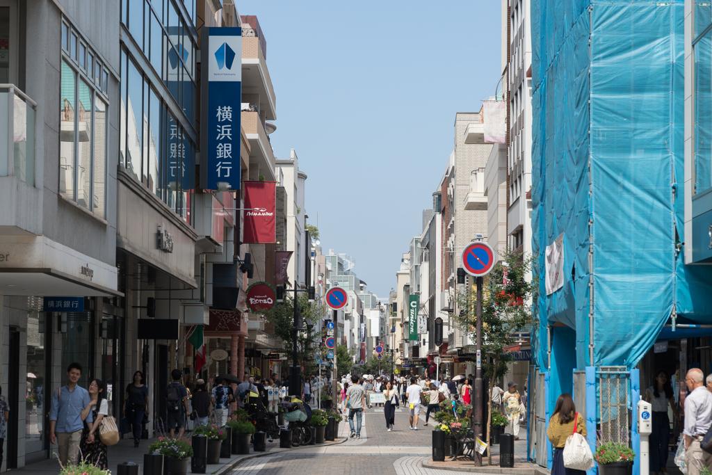 元町商店街スナップ