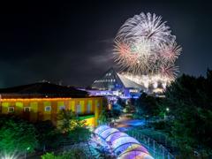 2019-08-17 八景島花火シンフォニア