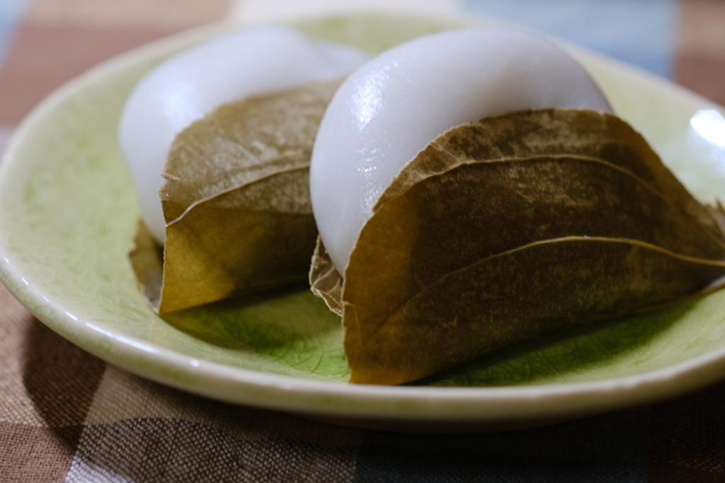 いげの葉餅