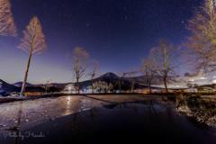 凍える夜 2