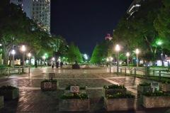 大通り公園 石の広場