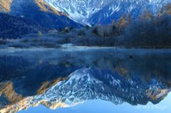 鏡面大正池