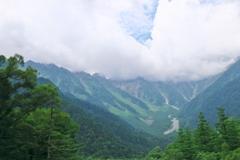 上高地の景色②