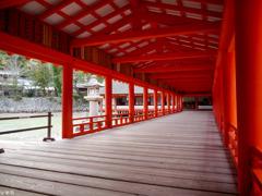 広島 厳島神社-5【蔵出-2011】