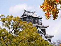 広島城-1【蔵出-2012】
