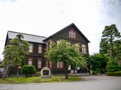 弘前 旧青森尋常中学校本館-2【蔵出-2013】