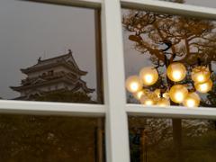福山城-1【蔵出-2014】