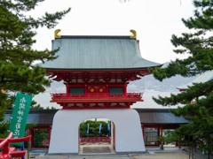 下関 赤間神宮-1【蔵出-2012】