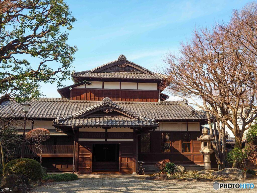都会のお屋敷 旧朝倉家住宅