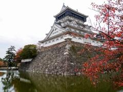 北九州 小倉城【蔵出-2012】