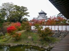 北九州 小倉城庭園から【蔵出-2012】
