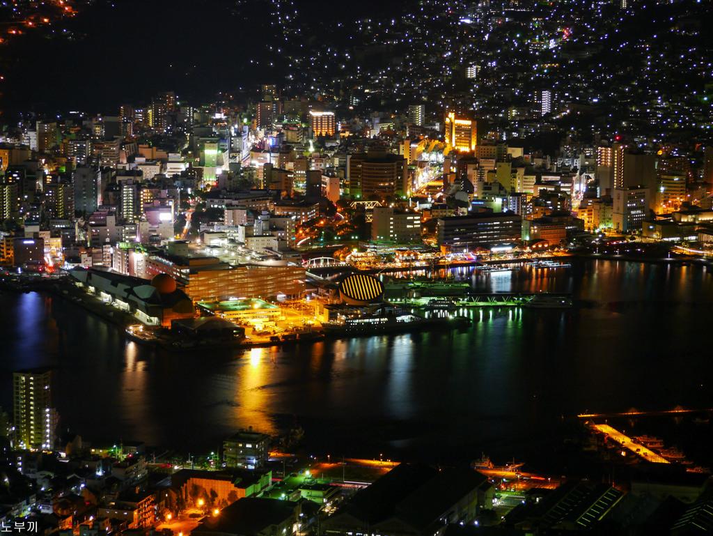 長崎 稲佐山からの夜景-2 【蔵出-2012】