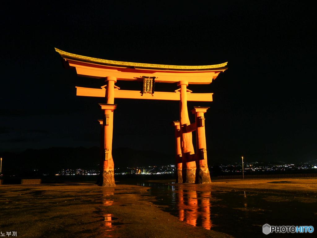 厳島神社-1【蔵出-2014】