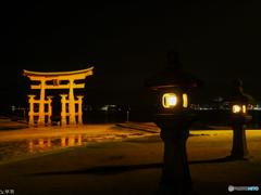 厳島神社-4【蔵出-2014】
