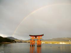広島 厳島神社-1【蔵出-2011】
