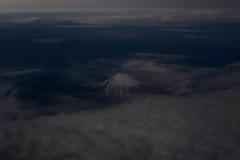 遥かなる富士