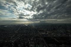 大阪で一番高い場所