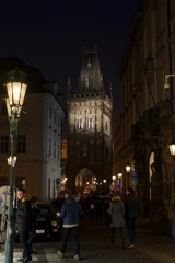 プラハの夜