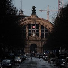 フランクフルトの玄関口