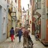 ブレーメンの街の色