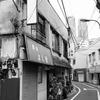 西新宿の飲み屋。