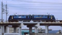 にこいち機関車(ブルーサンダー)