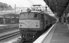 紀伊田辺駅 1番線。