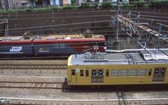 JRと西武鉄道。②