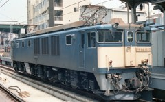 国鉄EF64 1027。