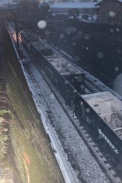 石炭輸送終焉。