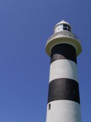 灯台の眺望(入道崎)①