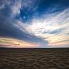 薄明の砂丘