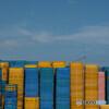 垂水漁港の午後