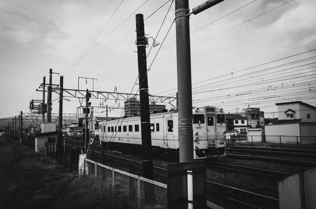 函館ポートレート
