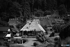 美山 夏の情景