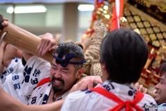 祭は男を強くする:天神祭2016