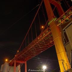 赤い橋 /3