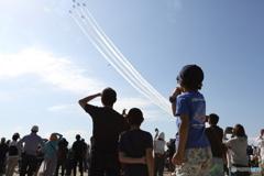 芦屋基地航空祭2016 チビの夢