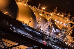 LNGたこ焼き船 3