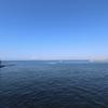 江の島から