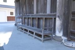 私のベンチ