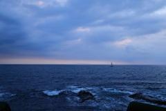 ヨットと海