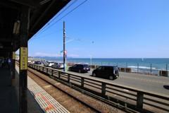江ノ電鎌倉高校前①