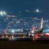 思い出の夜。 「Embraer E190」