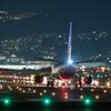 静かな旅立ち 「Boeing 737-800」