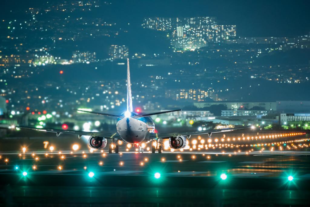 輝くとき。。。「Boeing 737-500.」 SP500 F8
