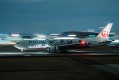 夜流し TOKYO2020 「Boeing 767-300」